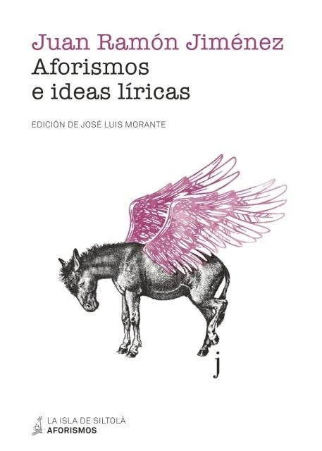 'Aforismos e ideas líricas de Juan Ramón Jiménez' de José Luis Morante