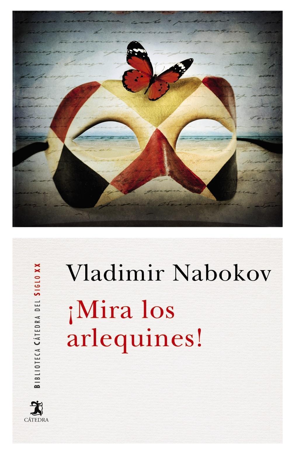 '¡Mira los arlequines!' de Vladimir Nabokov
