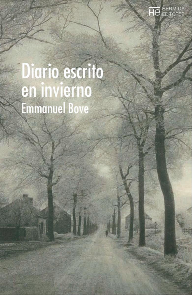 'Diario escrito en invierno' de Emmanuel Bove
