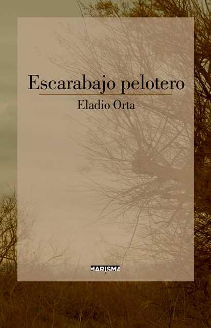 'Escarabajo pelotero' de Eladio Orta