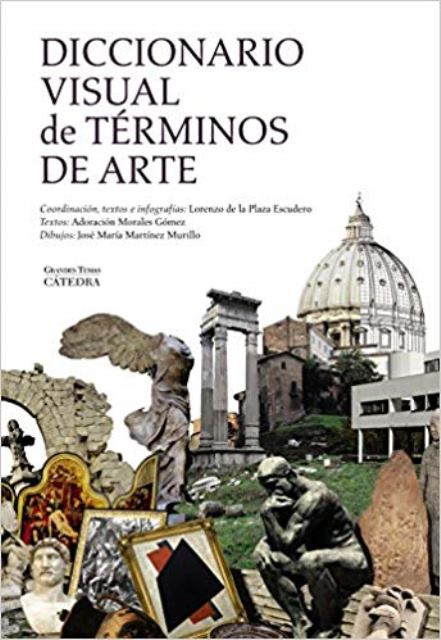 'Pequeño diccionario visual de términos de Arte'