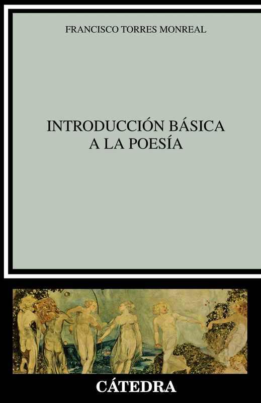 'Introducción básica a la poesía' de Francisco Torres Monreal