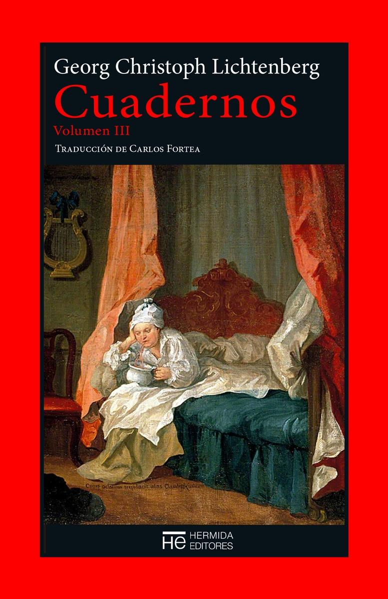 'Cuadernos. vol. IV' de G. Ch. Lichtenberg