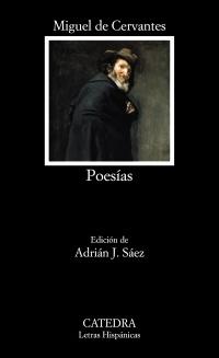 'Poesías' de Miguel de Cervantes
