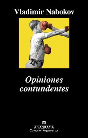 'Opiniones contundentes' de Vladimir Nabokov