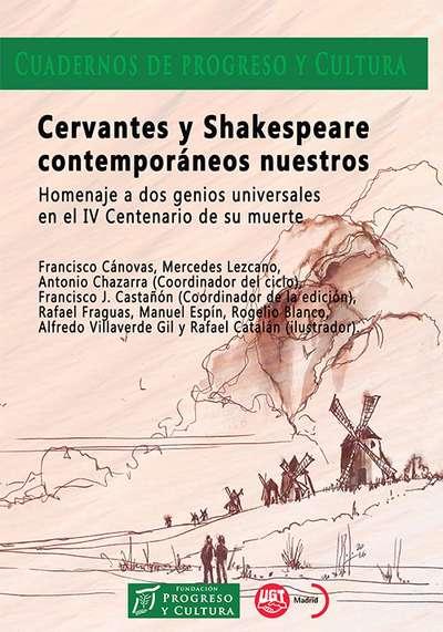 'Cervantes y Shakespeare, contemporáneos nuestros'. VV.AA.