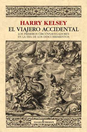 'El viajero accidental' de Harry Kelsey