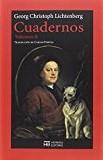 'Cuadernos'. vol.II de Georg Christoph Lichtenberg