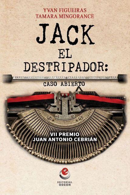 'Jack el destripador: caso abierto' de Yvan Figueiras y Tamara Mingorance