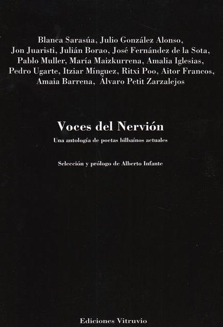 Voces del Nervión: Una antología de poetas bilbaínos actuales. VV.AA.