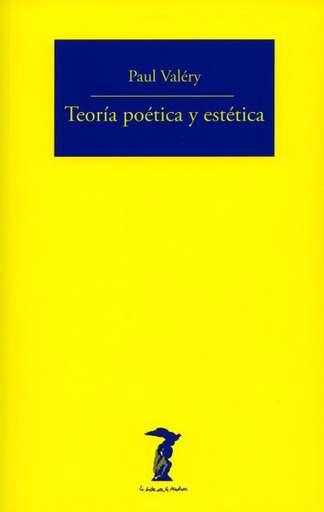 'Teoría poética y estética' de Paul Valery