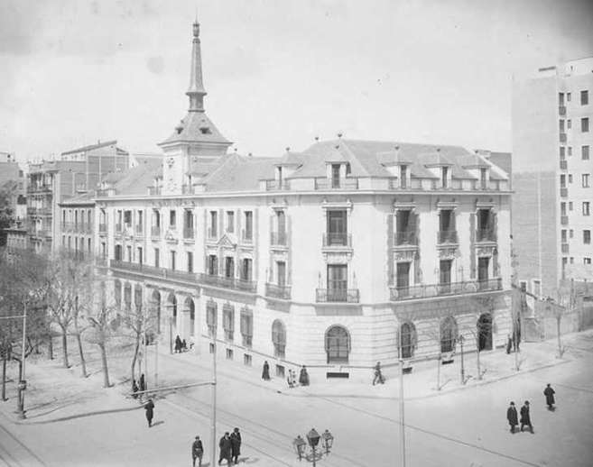 Bulevar Alberto Aguilera 1930