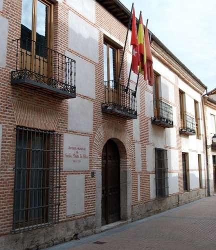 Hospital de Santa María la Rica