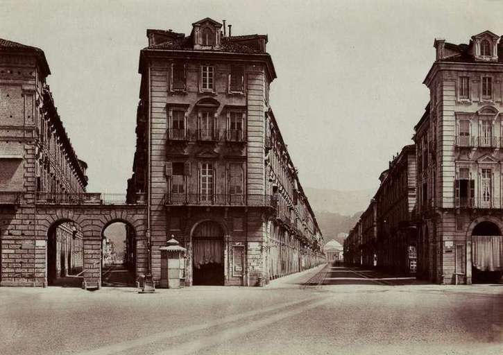 VIA PO 1870