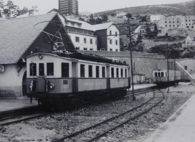El Eléctrico en 1958