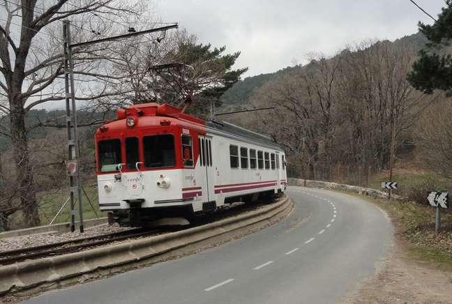 Ferrocarril Eléctrico del Guadarrama 1