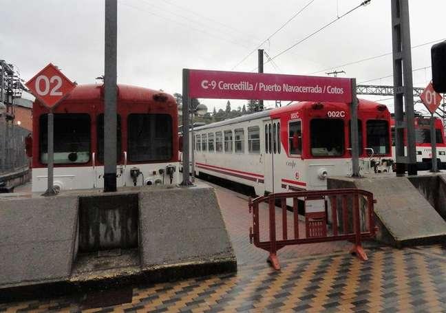 Ferrocarril Electrico del Guadarrama 2