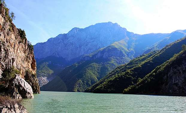 Lago de Koman