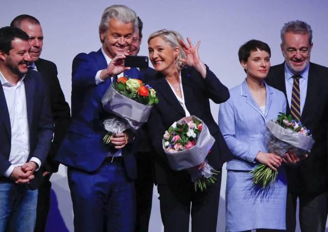 Extrema derecha europea