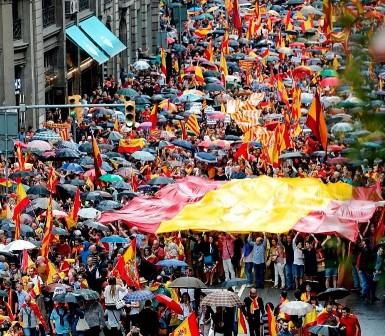 Víctimas y verdugos en Cataluña