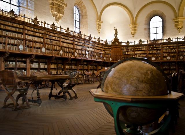 bibliteca salamanca