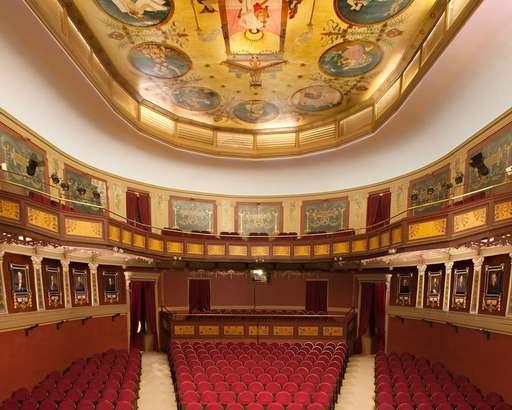 Ateneo de Madrid Salón de Actos