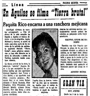 Diario Linea 23 de Noviembre de 1961