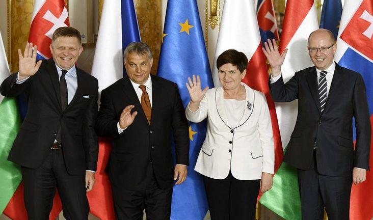 Grupo Visegrad UE