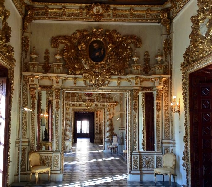 Interior Palacio Ducal de Gandia