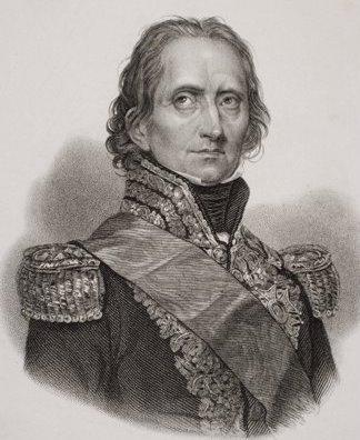Jean de Deu Sault general Frances que saqueó Águilas