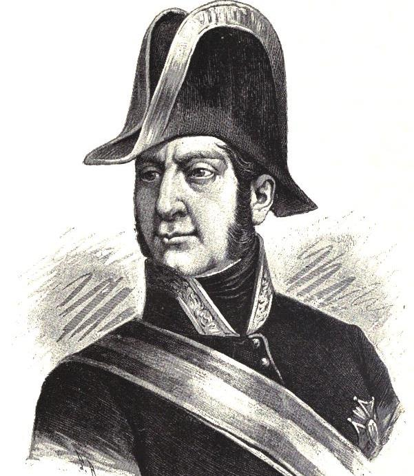 Joaquín Blake Jefe del Ejercito de Murcia ok