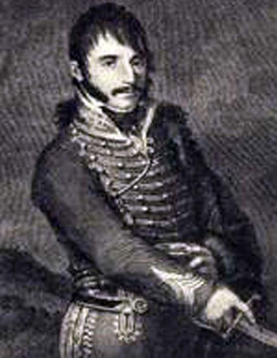Martin de la Carrera general que murió defendiendo Murcia