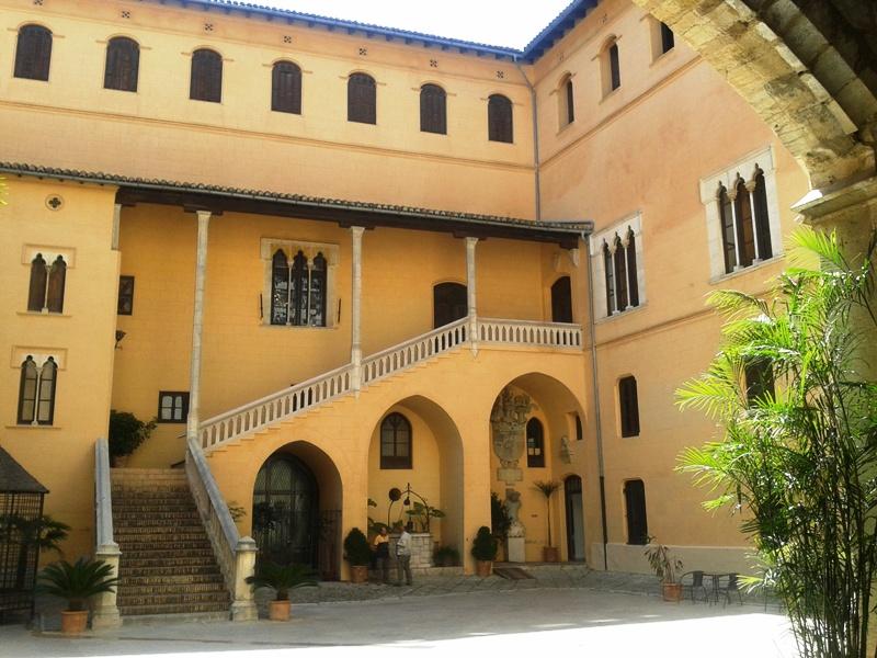 Palacio Ducal Gandia 1