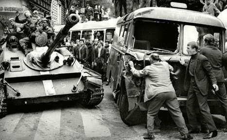 50 años después de la invasión de Checoslovaquia