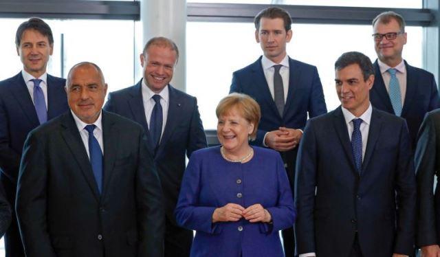 La Europa que viene o la Europa en la que estamos